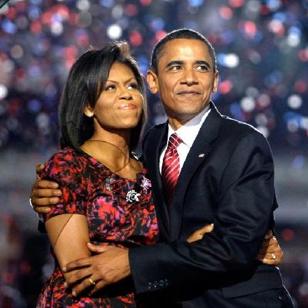 Obama's love story