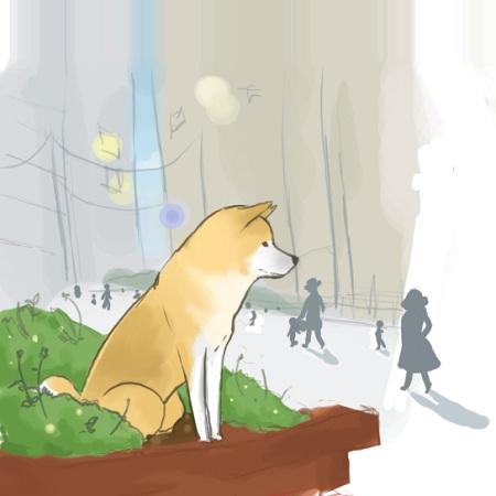 Hachiko: The Faithful Dog