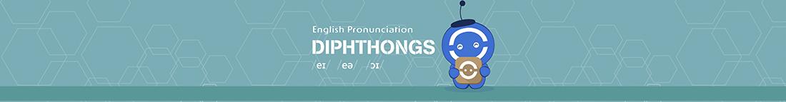 Diphthongs banner