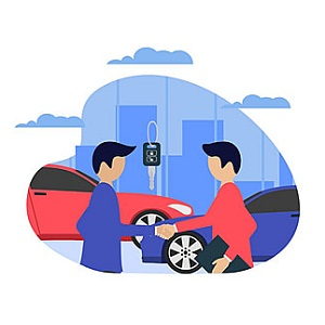 Renting a Car 2