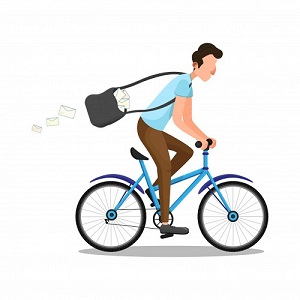 Unit 12 (Lesson 2) - Don't ride you bike too fast!