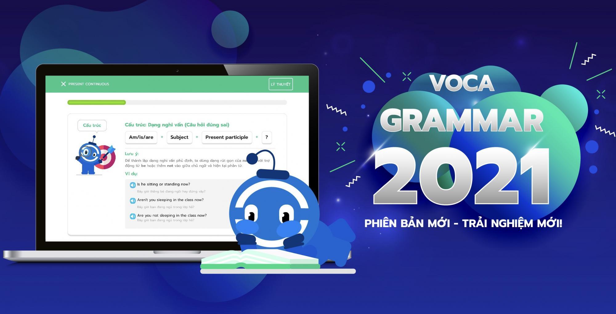 VOCA grammar
