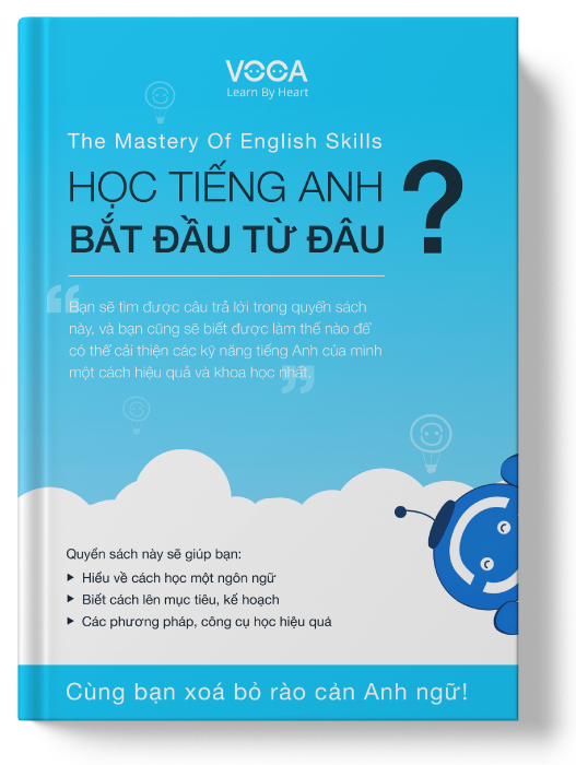 The mastery of English Skills
