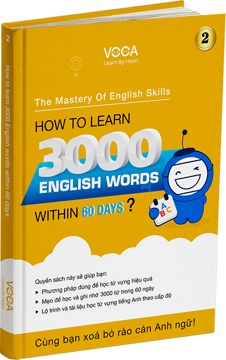 How To Learn 3000 English Words Within 60 Days