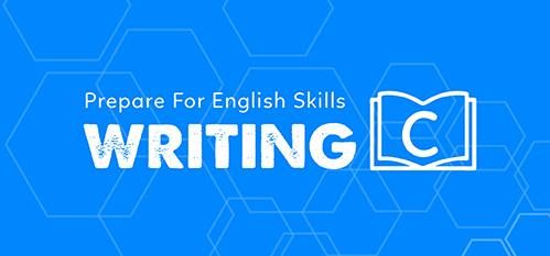 Prepare for Writing Skill (C)
