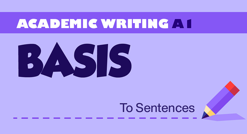 Academic Writing A1 (Basis)