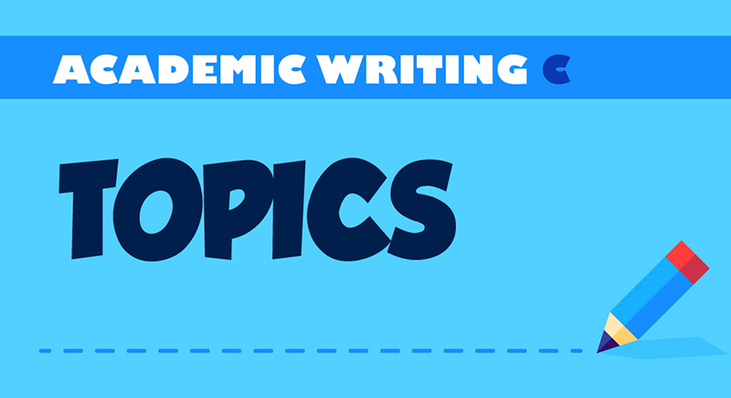 Academic Writing C (Topics)